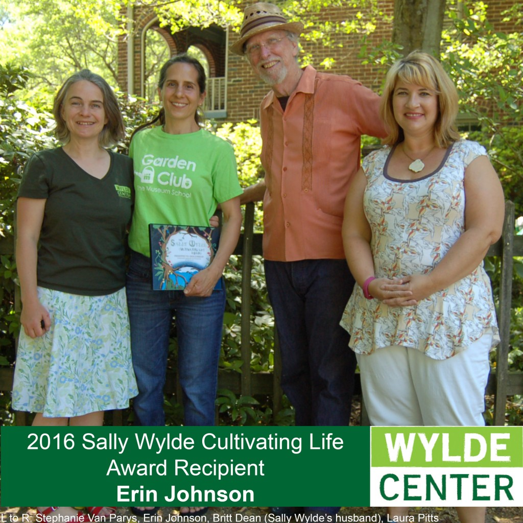 2016 Erin Johnson Sally Wylde Cultivating Life