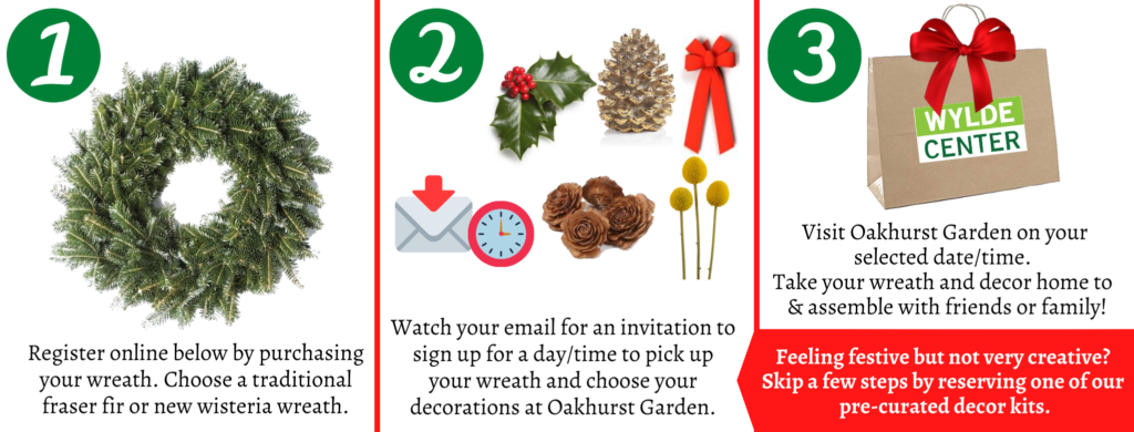 Add your wreath to your cart. Here, you will be able to select your bow color!