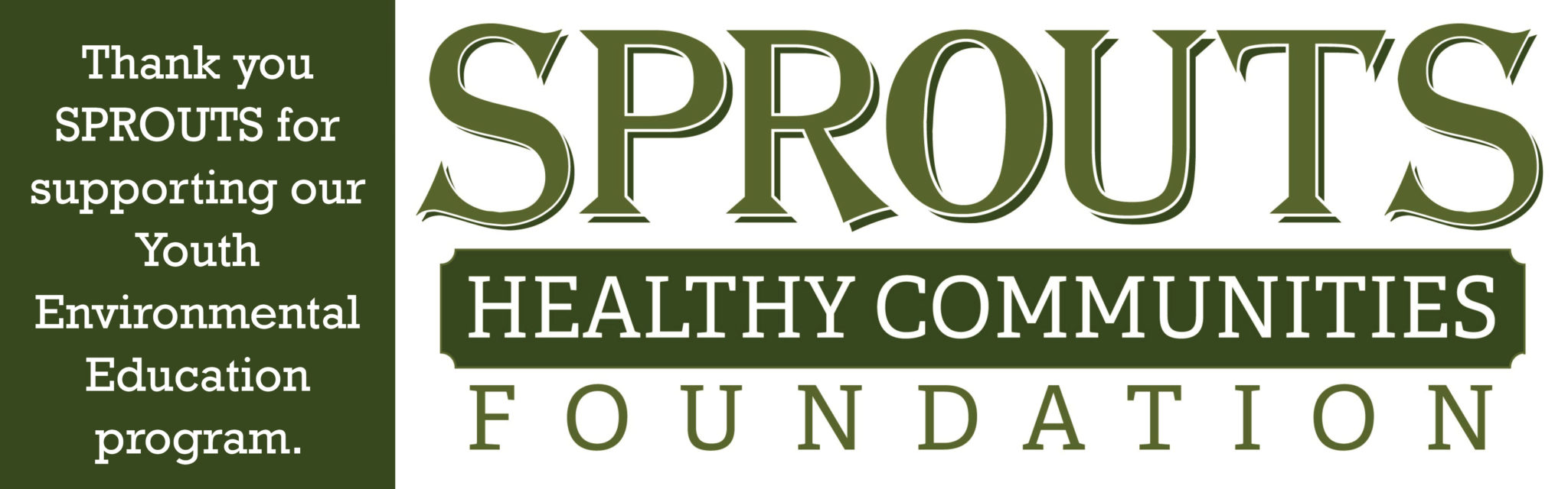 Sprouts banner
