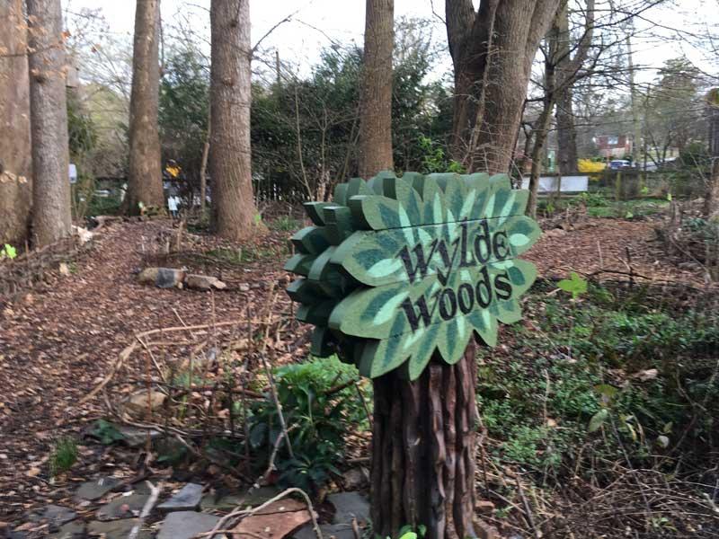 Wylde Center | Oakhurst Garden & Wylde Woods